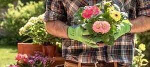 jardiner-travail