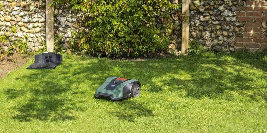 Robot tondeuse Bosch Indego m 700+